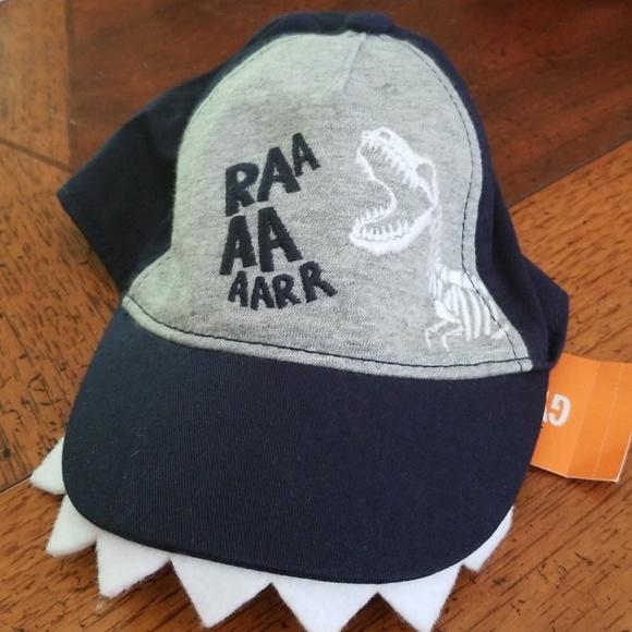 74a255e4f08 BNWT Gymboree Raaaaarrrr Dinosaur hat